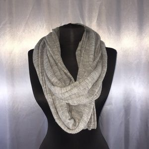 Aldo striped infinity scarf